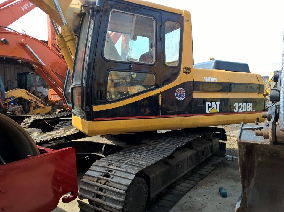 Used Caterpillar 320BL Excavator
