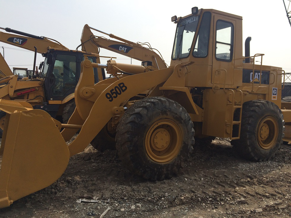 Used Caterpillar 950B Loader