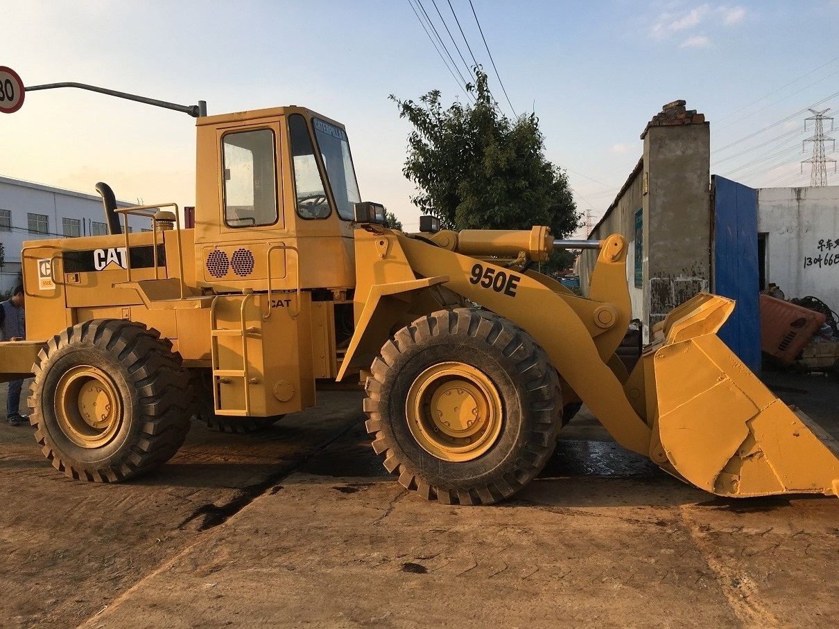 Used Caterpillar 950E Loader